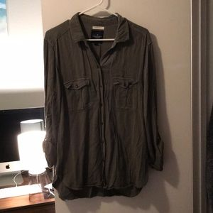 Women's American Eagle button up